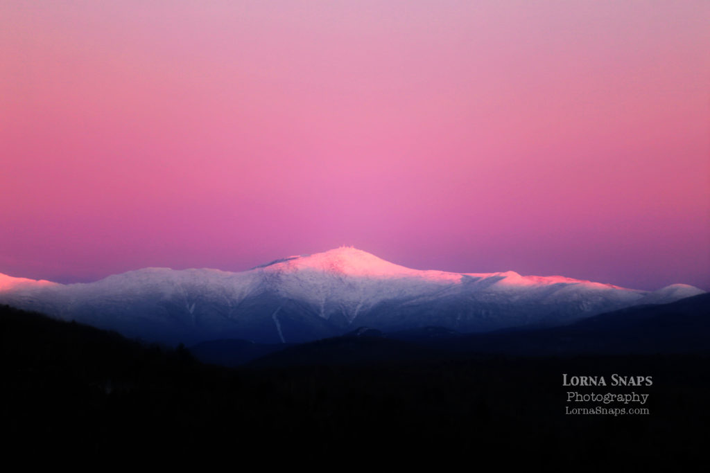 Brief Magnificence. Mount Washington by Lorna Colquhoun @mzwrite