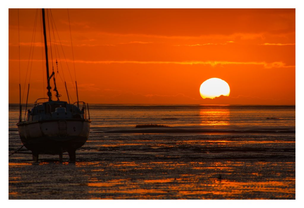 2nd Place As the sunsets in lytham by mmcneillphotography @marksmcneill