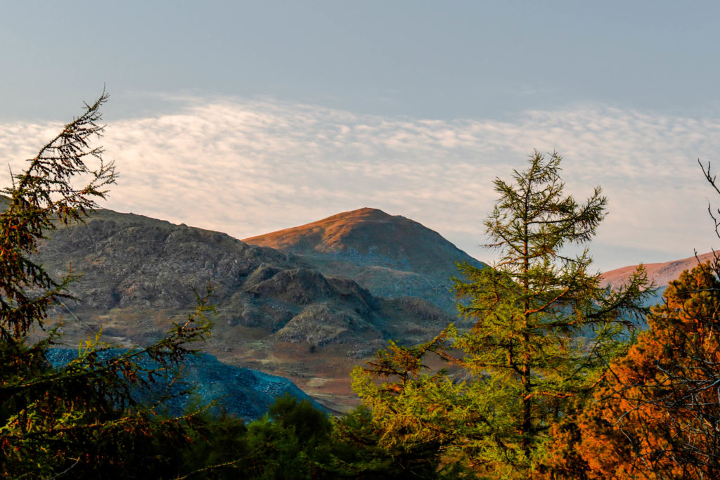 2nd Place Beautiful clear light on the fells by Jude@green @JUDITHM58257161