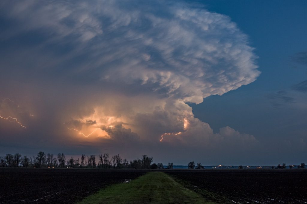 Storm over Southeast Iowa by kevin.franz @KevFstop