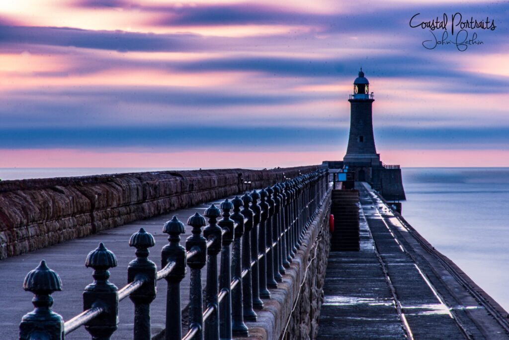 3rd Place Mouth of the Tyne by Coastal Portraits @johndefatkin