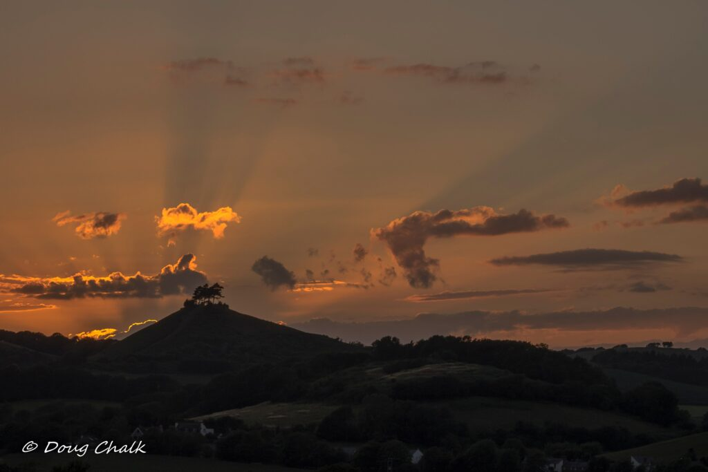 3rd Place After sundown at Colmer's Hill, Dorset Doug Chalk @doug_chalk