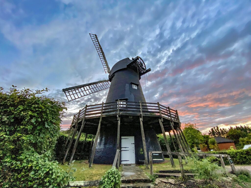 2nd Place Bursledon Windmill in Southampton after the rain had cleared by SOLOwePhotography @SOLowePhotogra1