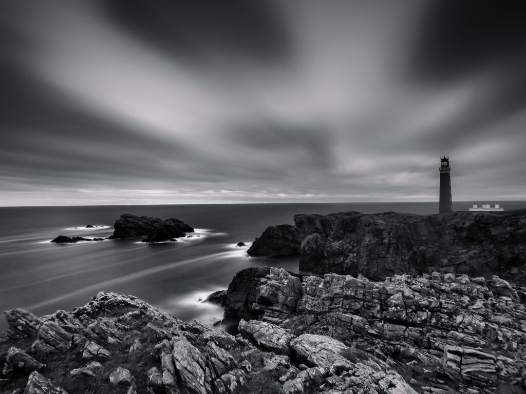 2nd Place Rubha Robhanais or Butt of Lewis Long Exposure by Impact Imagz @ImpactImagz