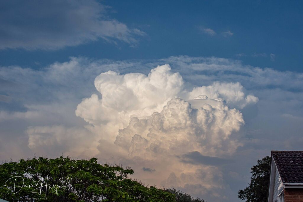 2nd Place Storm clouds over Worcester by Dave Harford Photos @Dharford79S