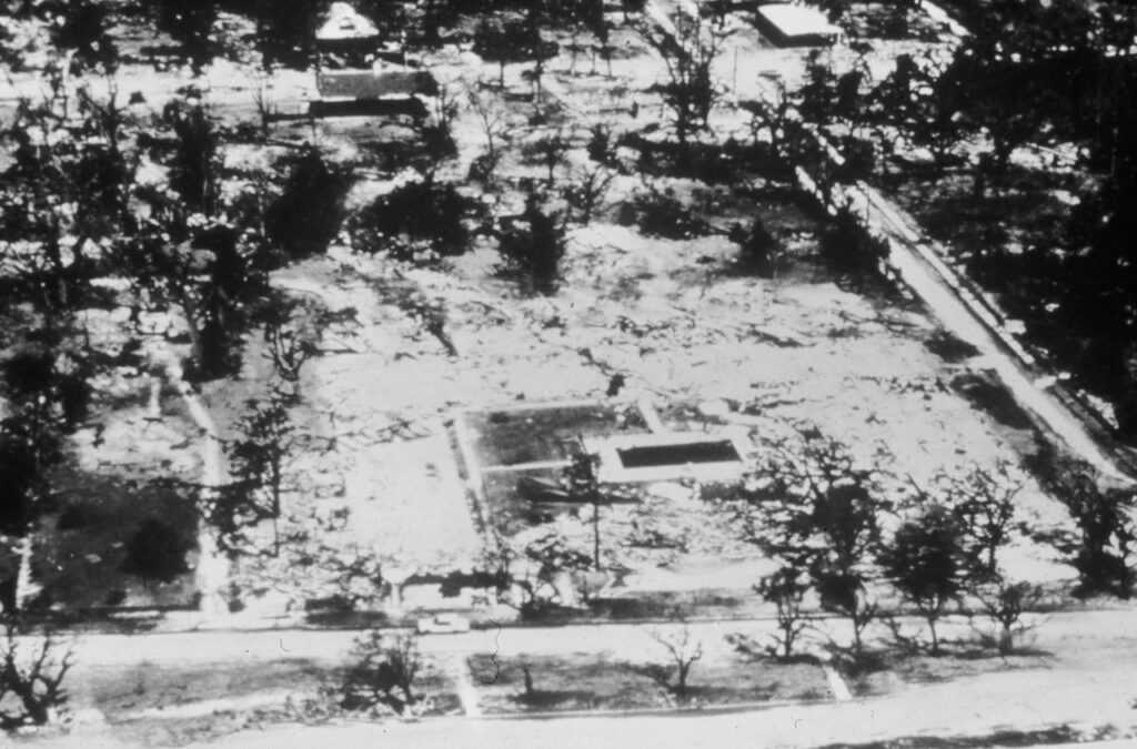 richeliu apartments after hurricane camille