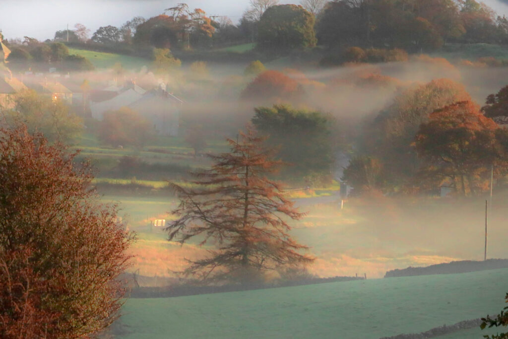 1st Place September the season of mists and mellow fruitfulness by Jude@green @JUDITHM58257161