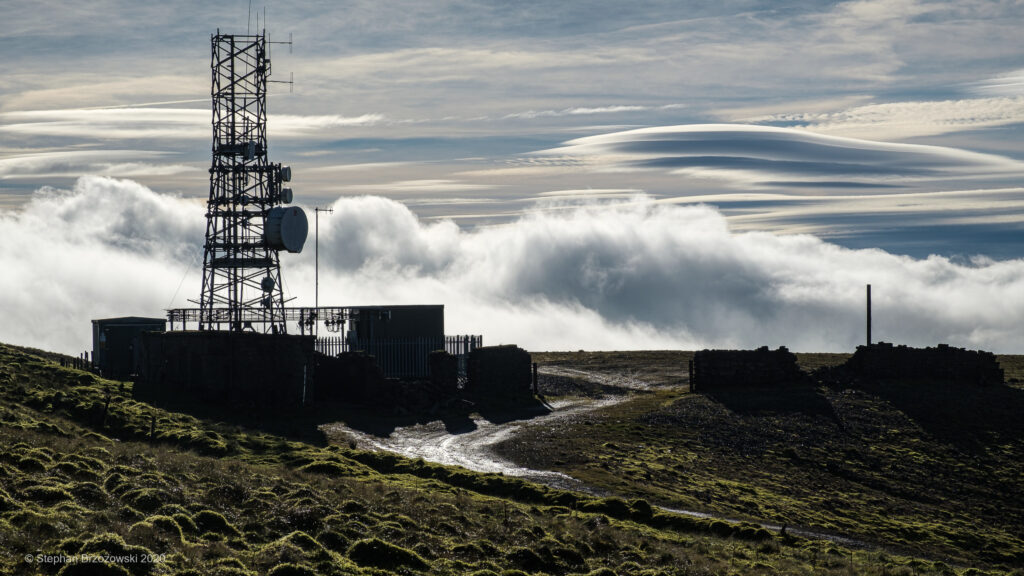 2nd Place Lenticular invasion fleet over the North Pennines in Cumbria by Stephan Brzozowski @stephanbrz