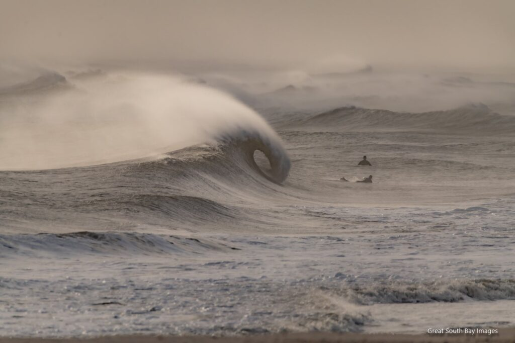2nd Place Winter Storm Surf, Long Island NY by GSB Images @GSBImagesMBusch