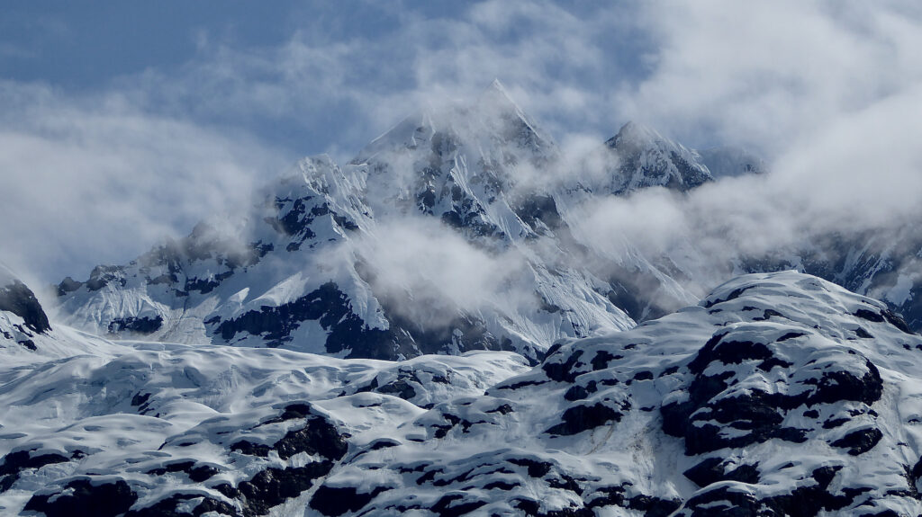 2nd Place The mountains of Alaska by Steven Aldridge @coolonespa